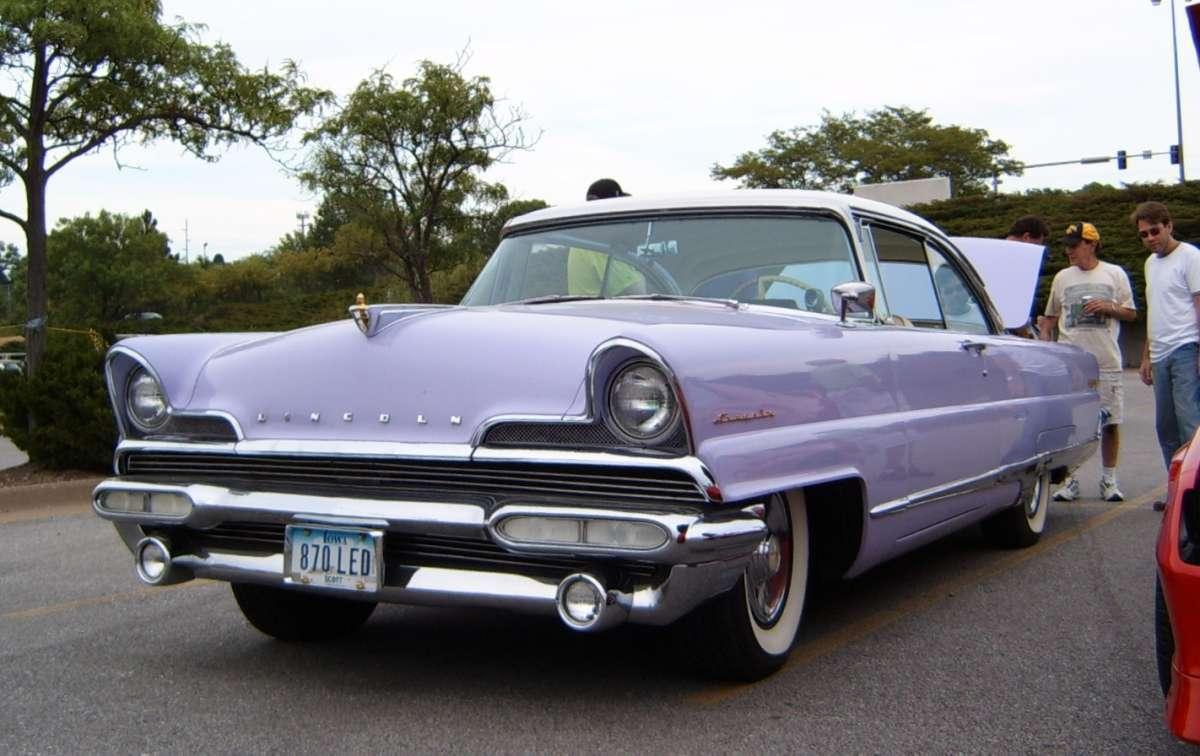 Lincoln Premiere 1955 - 1960 Sedan #4