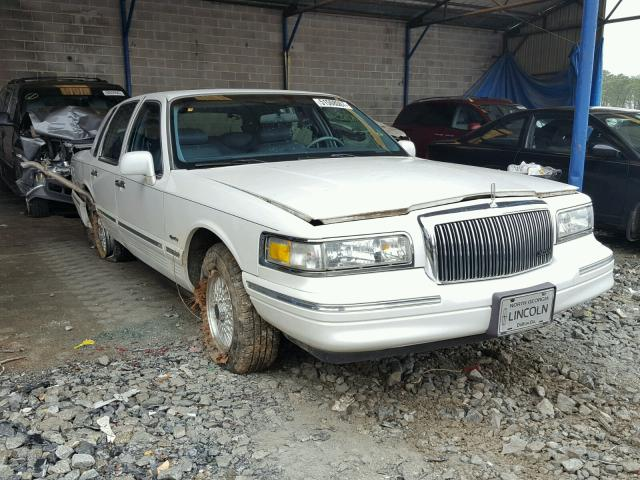 Lincoln Town Car II 1989 - 1997 Sedan #2