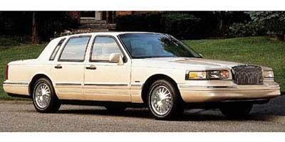 Lincoln Town Car II 1989 - 1997 Sedan #3