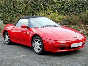 Lotus Elan 1989 - 1995 Cabriolet #6