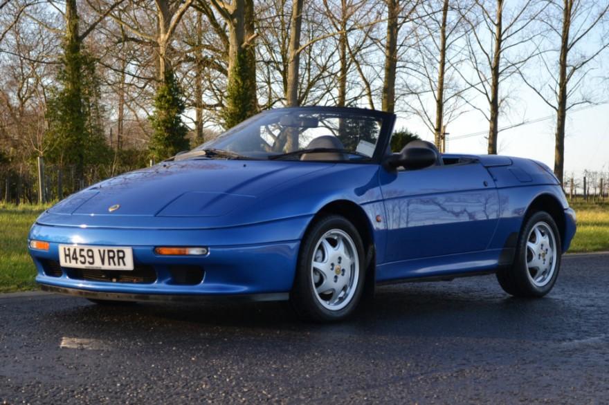 Lotus Elan 1989 - 1995 Cabriolet #4