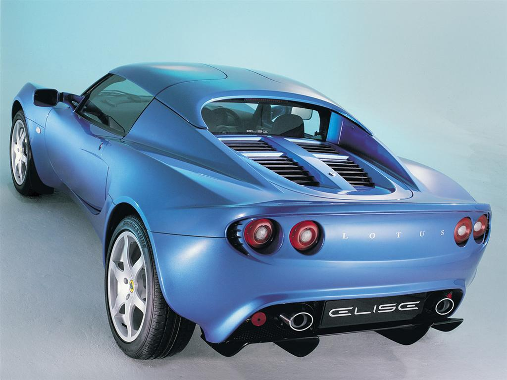 Lotus Elise I 1995 - 2000 Cabriolet #6