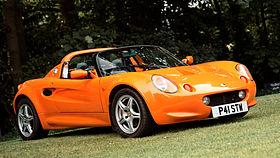 Lotus Elise I 1995 - 2000 Cabriolet #8