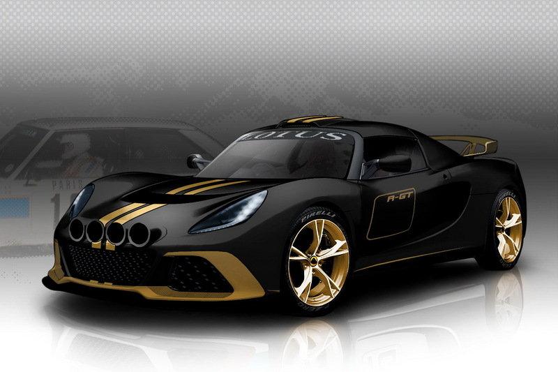 Lotus Elise II Restyling 2010 - now Roadster #2