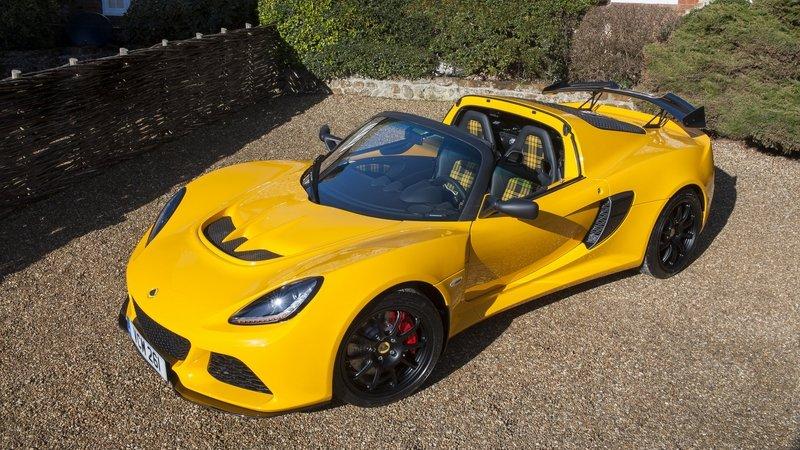 Lotus Exige III 2011 - now Roadster #8