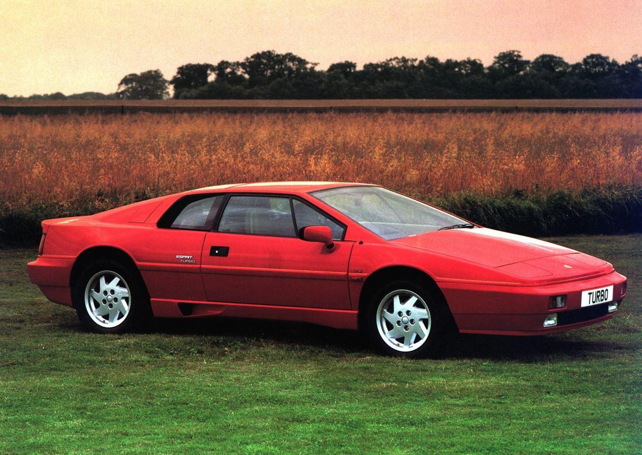 Lotus Esprit V 1996 - 2004 Coupe #1