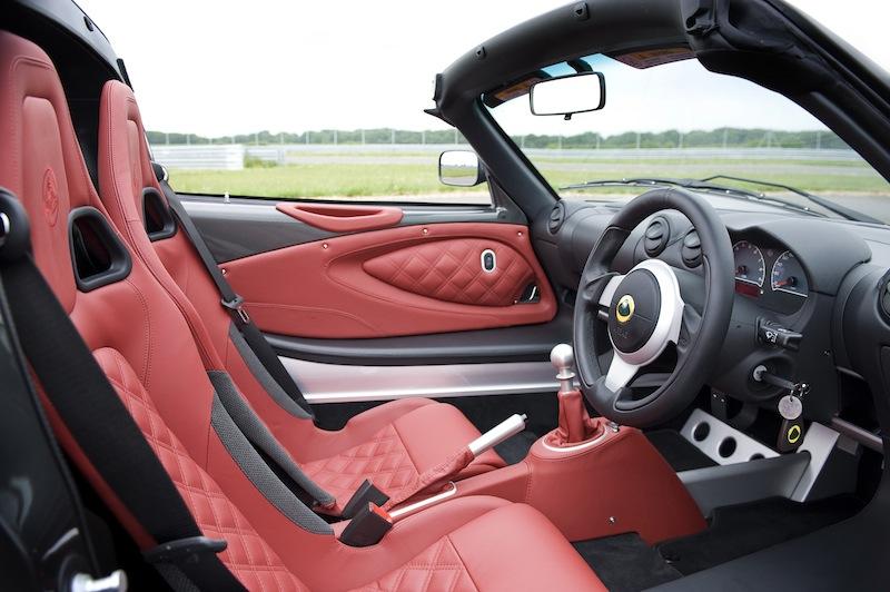 Lotus Exige III 2011 - now Roadster #1