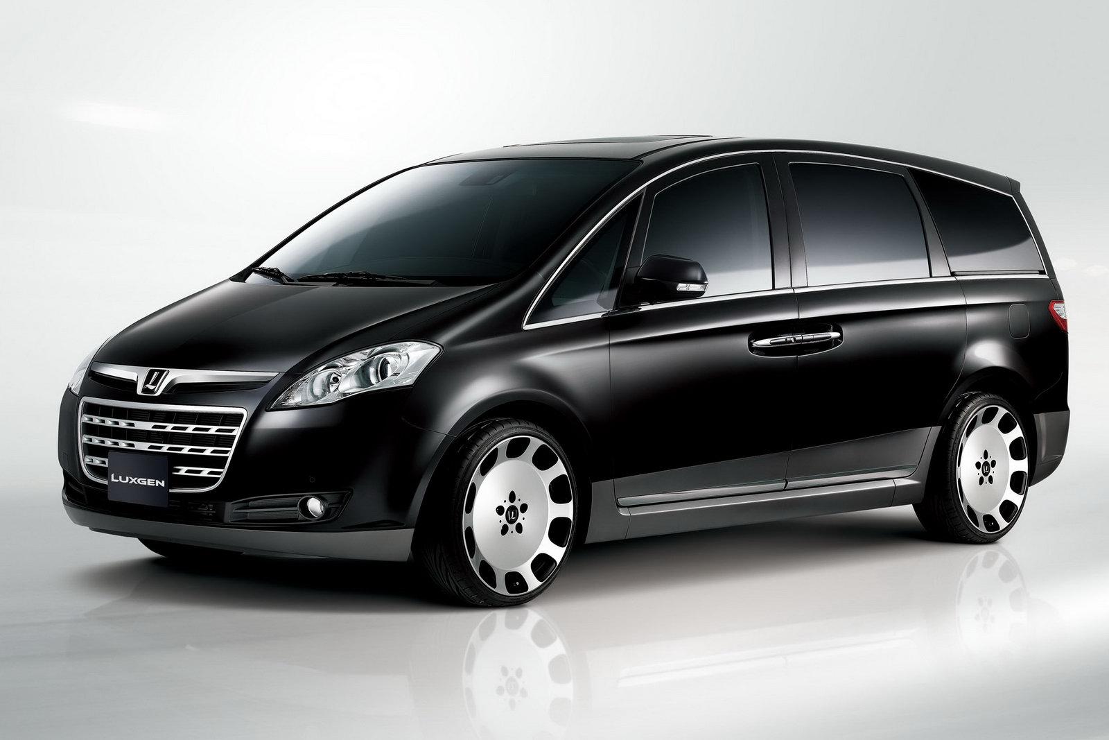 Luxgen Luxgen7 MPV 2009 - now Minivan #5