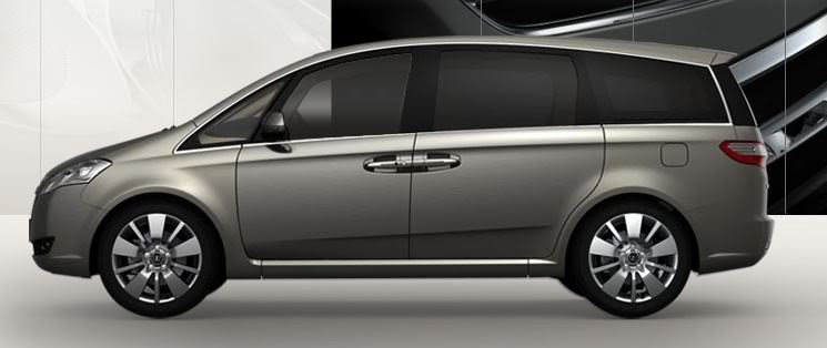 Luxgen Luxgen7 MPV 2009 - now Minivan #3