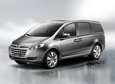 Luxgen Luxgen7 MPV 2009 - now Minivan #4