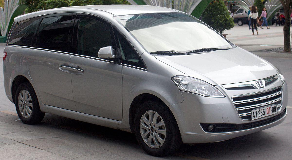 Luxgen Luxgen7 MPV 2009 - now Minivan #6