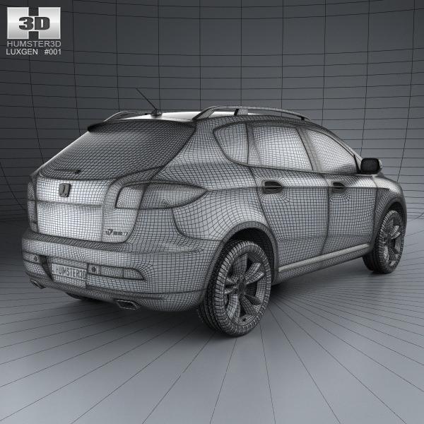 Luxgen Luxgen7 SUV 2013 - now SUV 5 door #1