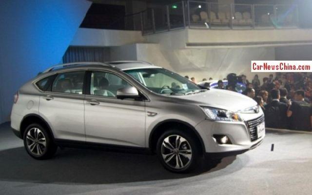 Luxgen U7 Turbo 2013 - now SUV 5 door #2