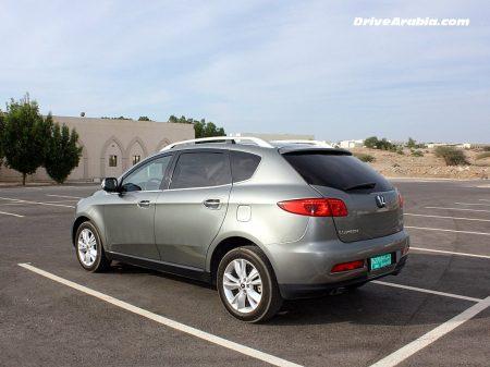Luxgen U7 Turbo 2013 - now SUV 5 door #5