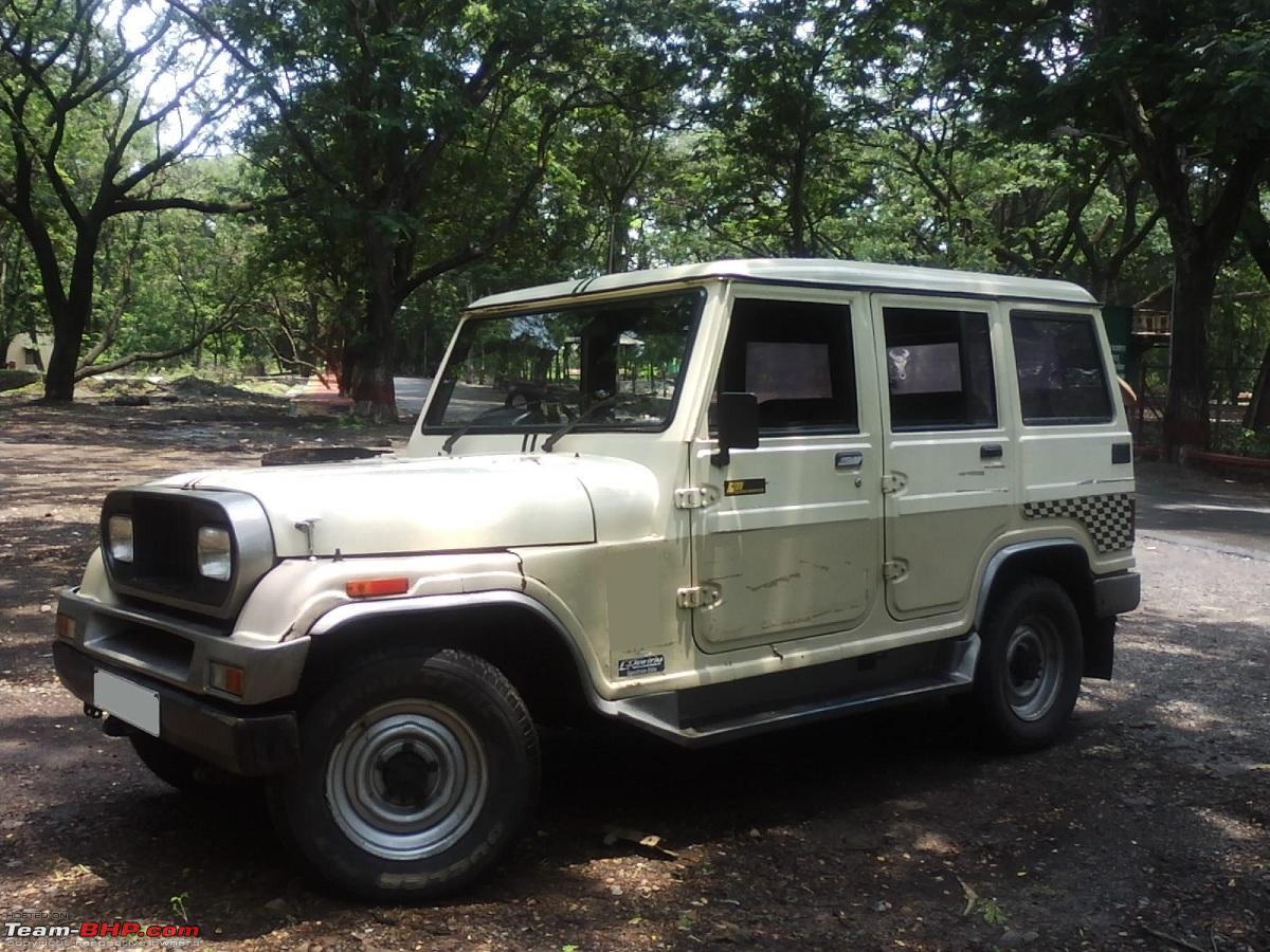 Mahindra Armada 1990 - 2005 SUV 5 door #2