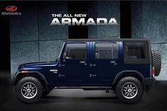 Mahindra Armada 1990 - 2005 SUV 5 door #5
