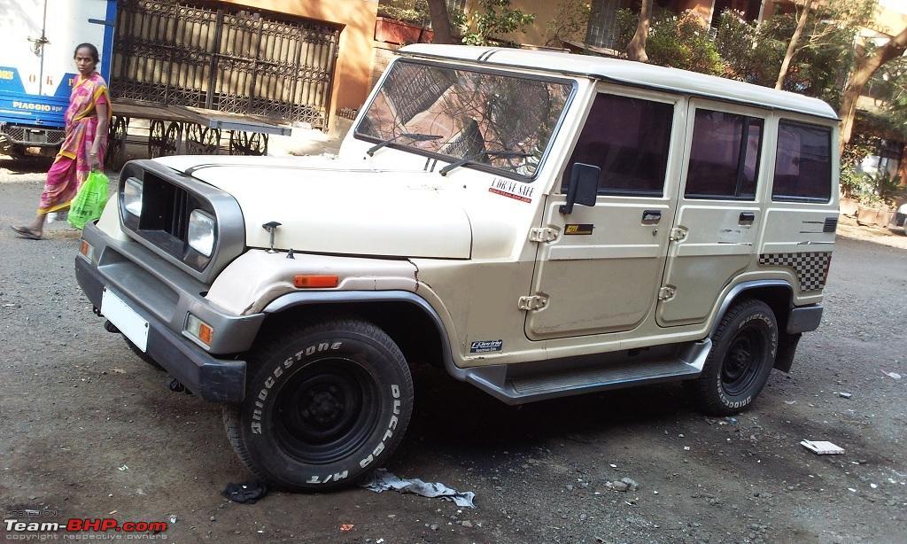 Mahindra Armada 1990 - 2005 SUV 5 door #3
