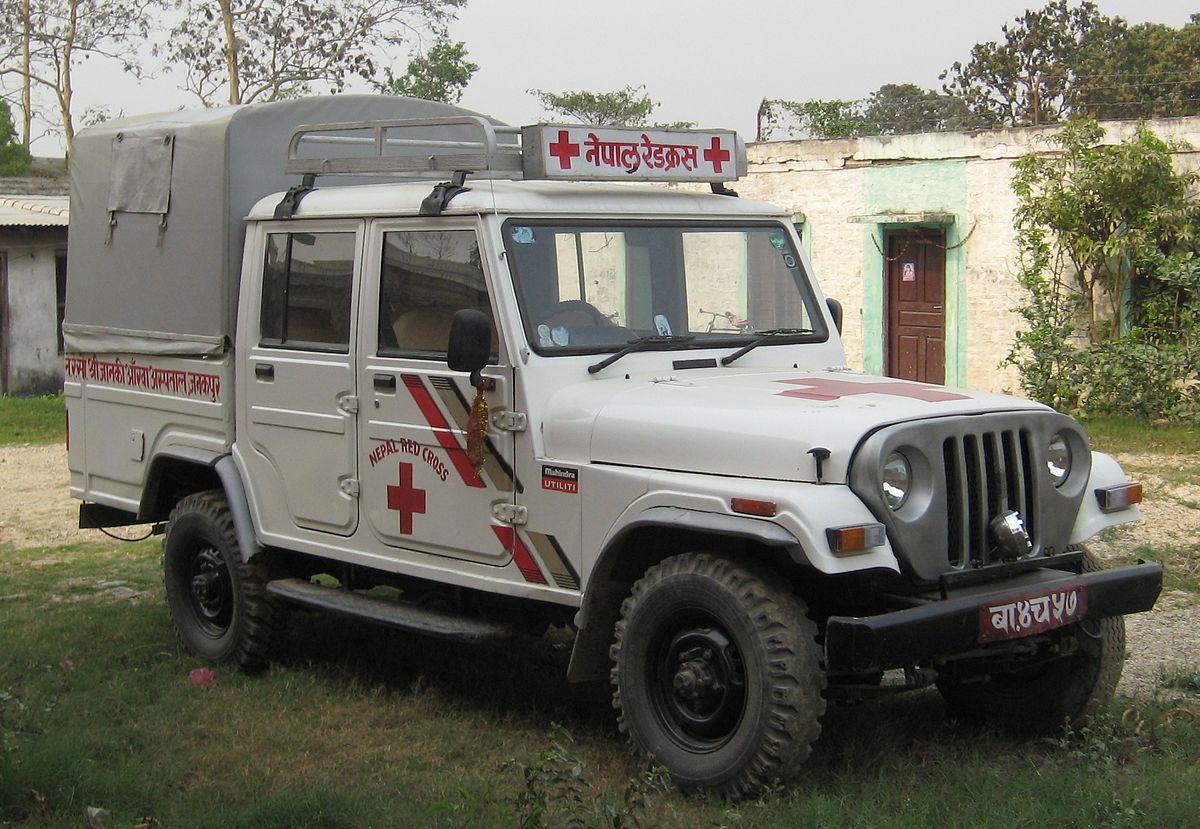 Mahindra Armada 1990 - 2005 SUV 5 door #6