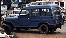 Mahindra Armada 1990 - 2005 SUV 5 door #8