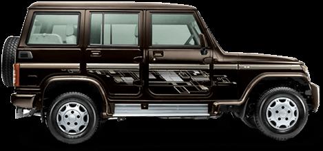 Mahindra Bolero 2001 - now SUV 5 door #4