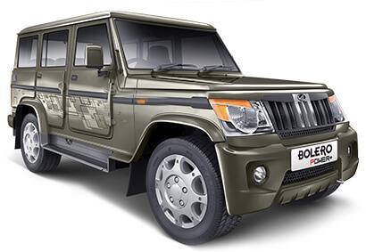 Mahindra Bolero 2001 - now SUV 5 door #5
