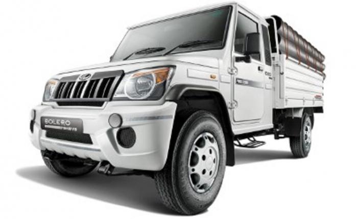 Mahindra Bolero 2001 - now SUV 5 door #8