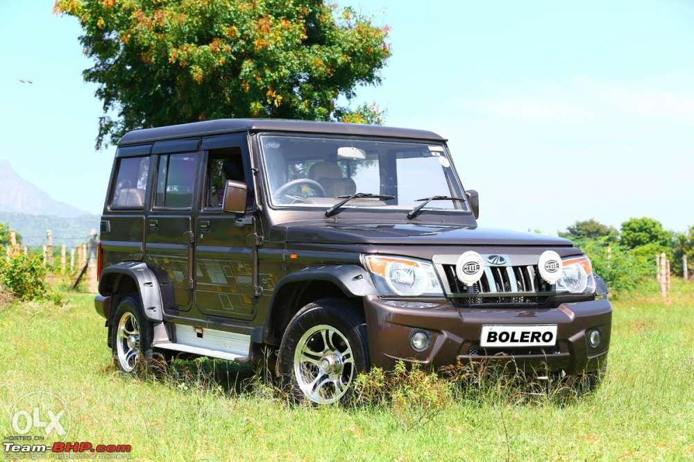 Mahindra Bolero 2001 - now SUV 5 door #1