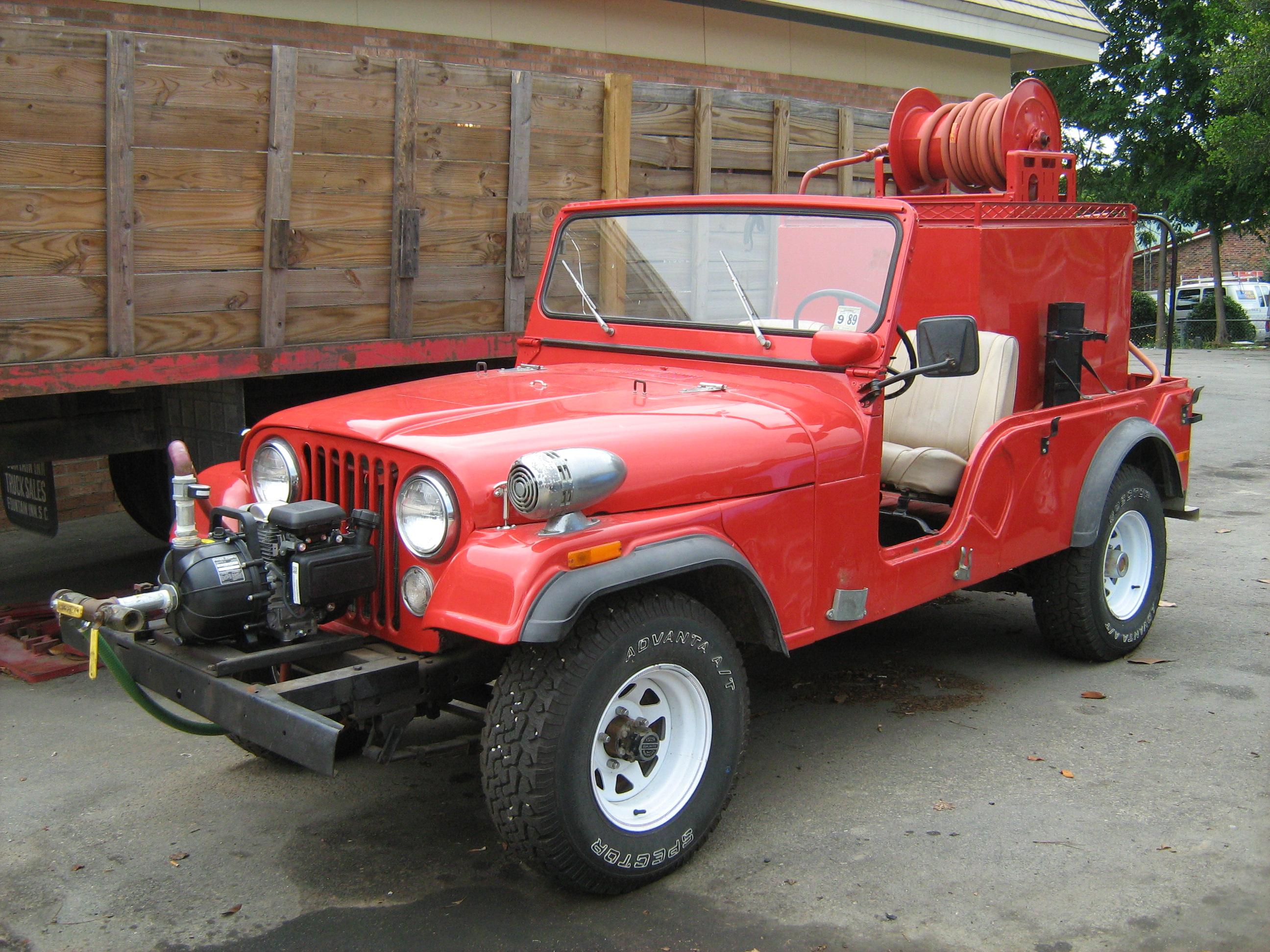 Mitsubishi Jeep J 1953 - 1998 SUV 3 door #2
