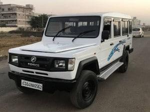 Mahindra Marshal 2002 - 2008 SUV 5 door #5
