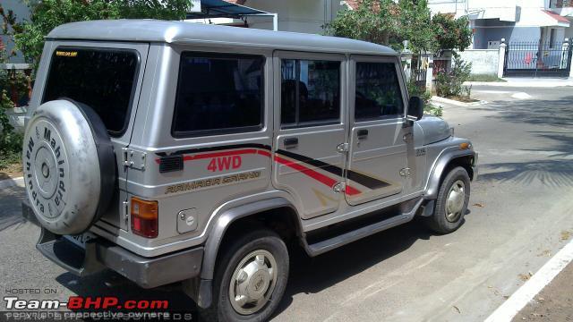 Mahindra Marshal 2002 - 2008 SUV 5 door #2