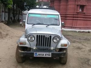 Mahindra Marshal 2002 - 2008 SUV 5 door #4