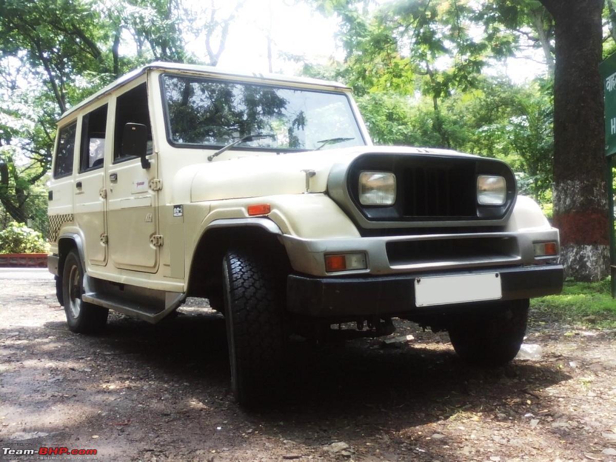 Mahindra Marshal 2002 - 2008 SUV 5 door #3