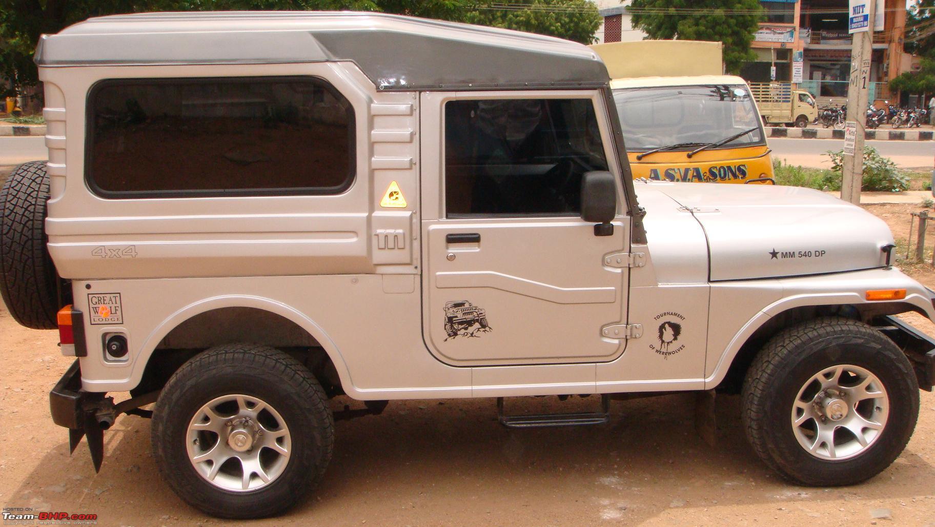 Mahindra MM 1990 - 2000 Pickup #6