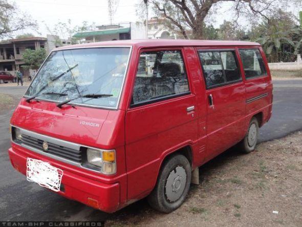 Mahindra Voyager 1997 - 2000 Compact MPV #1