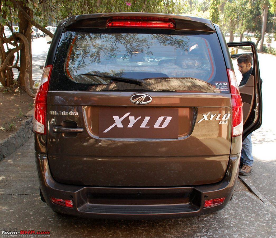 Mahindra Xylo 2009 - now Compact MPV #1