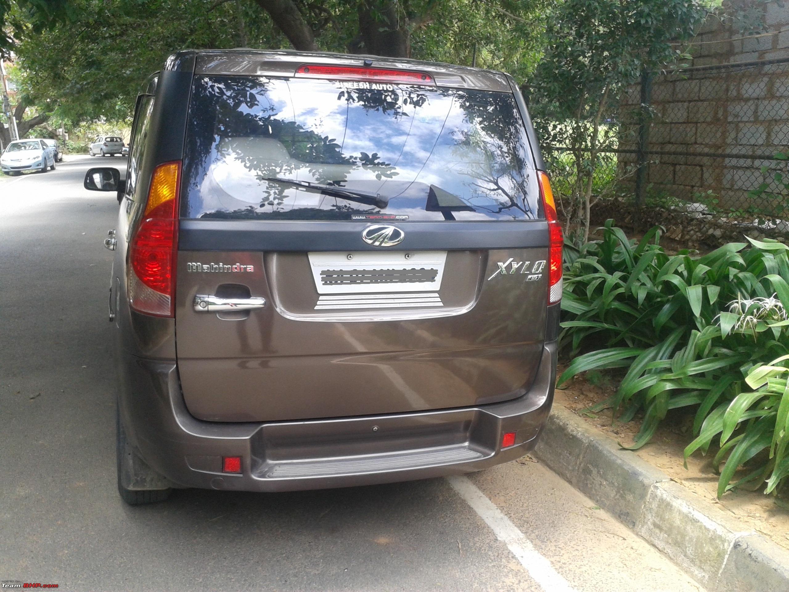 Mahindra Xylo 2009 - now Compact MPV #2