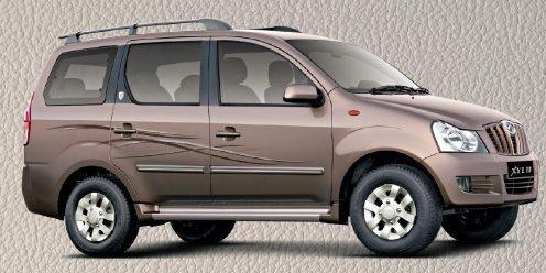 Mahindra Xylo 2009 - now Compact MPV #3