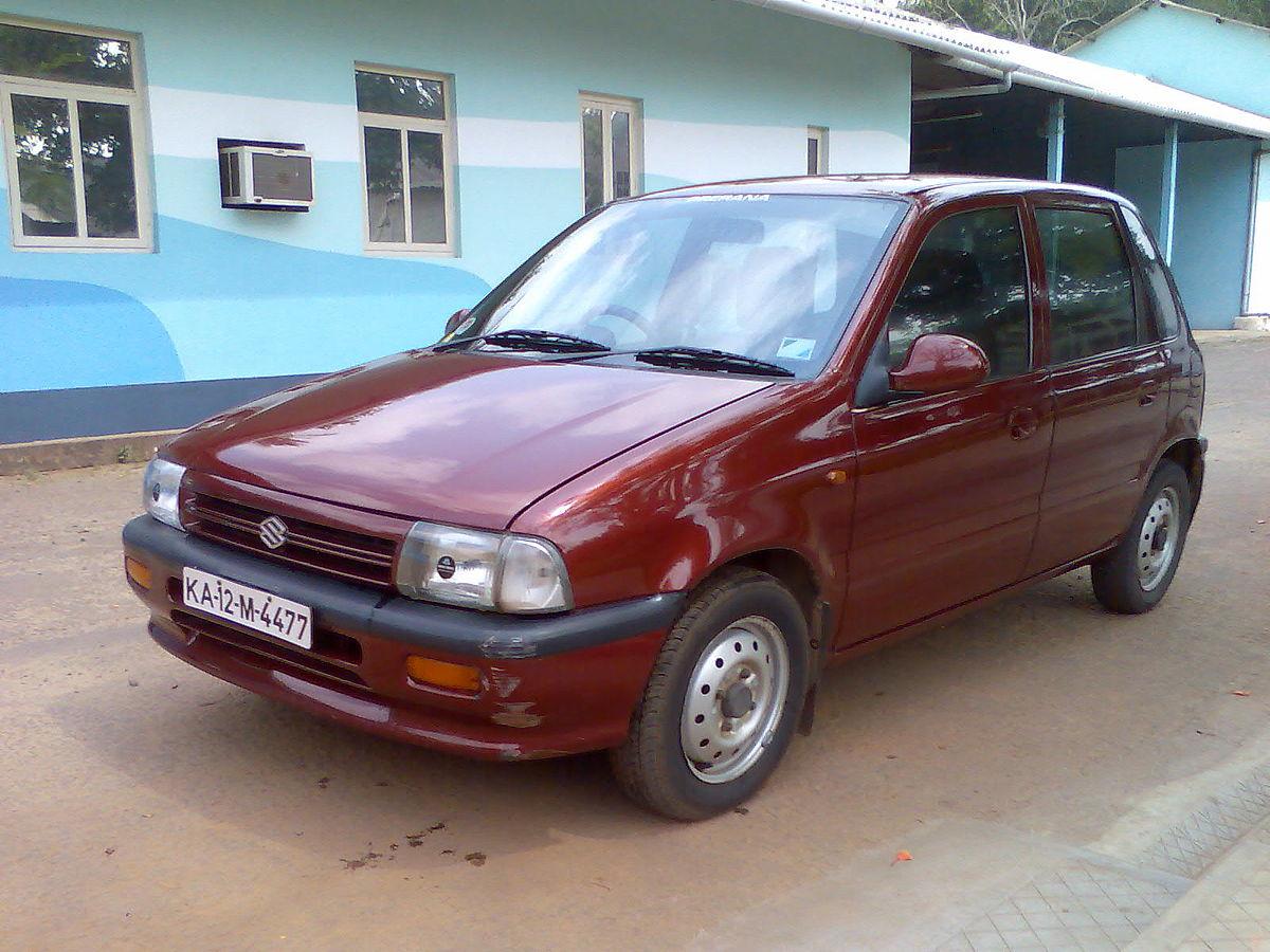 Suzuki Cervo IV Restyling 2 1997 - 1998 Hatchback 3 door #3
