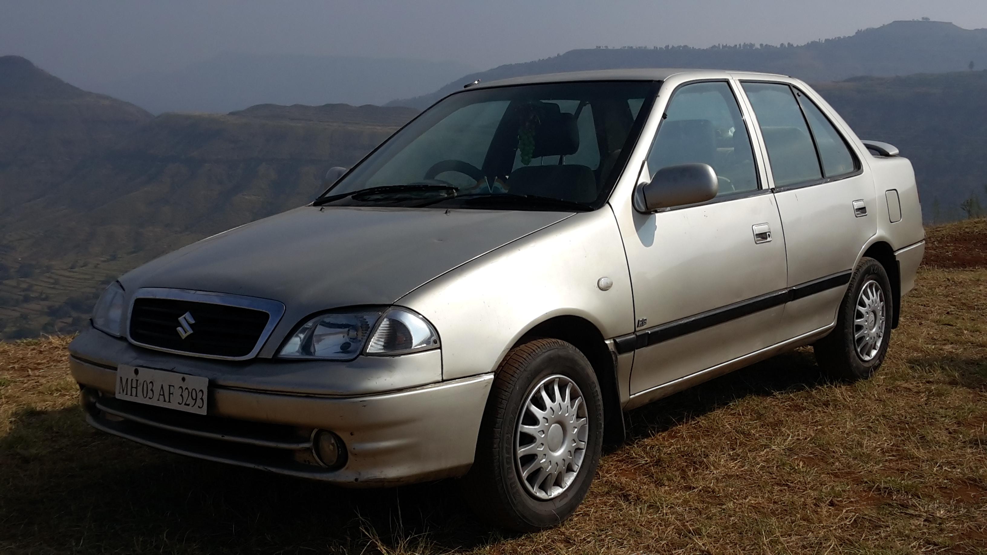 Maruti Esteem 1994 - 2007 Sedan #5