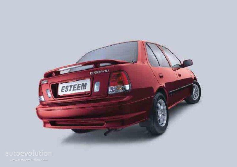 Maruti Esteem 1994 - 2007 Sedan #1