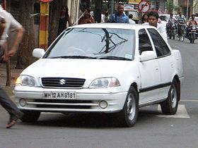 Maruti Esteem 1994 - 2007 Sedan #2
