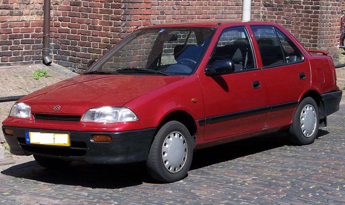 Maruti Esteem 1994 - 2007 Sedan #8