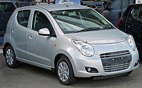 Suzuki Alto VII (HA25) 2009 - 2014 Hatchback 5 door #7