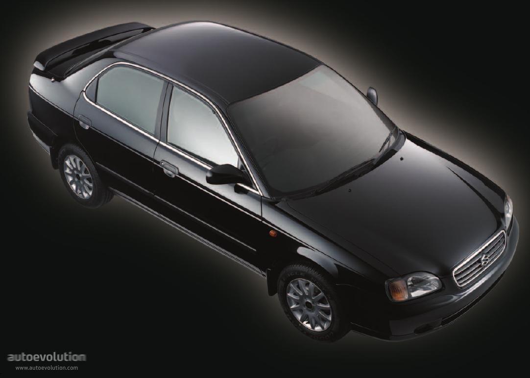 Maruti Baleno 1999 - 2007 Station wagon 5 door #3