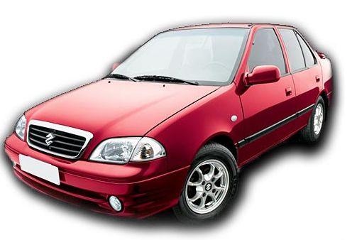 Maruti Esteem 1994 - 2007 Sedan #7