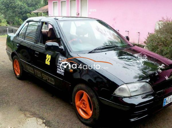 Maruti Esteem 1994 - 2007 Sedan #4