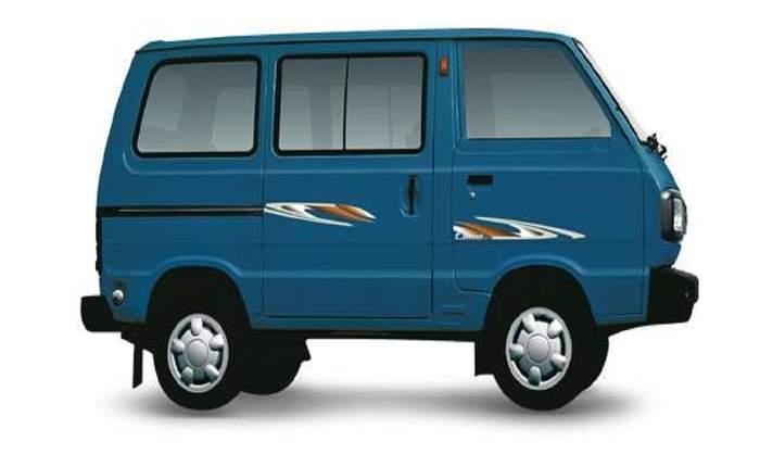 Maruti Omni 1984 - now Compact MPV #3