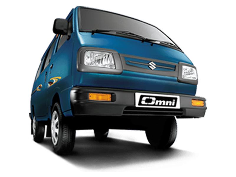 Maruti Omni 1984 - now Compact MPV #5