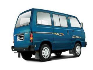 Maruti Omni 1984 - now Compact MPV #6