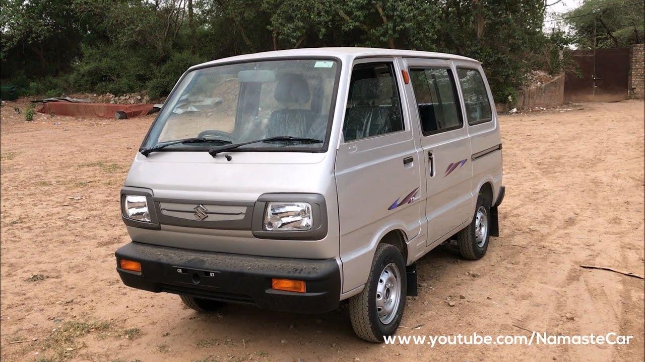 Maruti Omni 1984 - now Compact MPV #8
